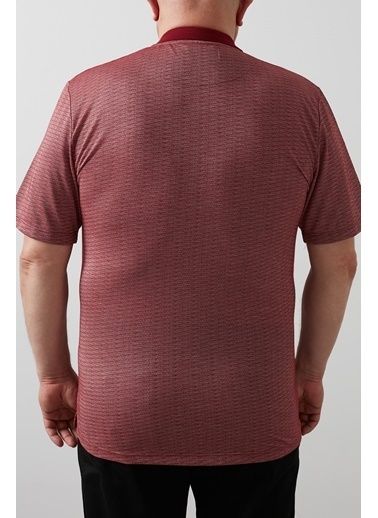 Buratti Buratti Büyük Beden Polo Yaka Erkek T-Shirt 4362063B Renkli